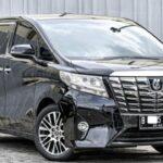 Daftar Harga Mobil Bekas Toyota Alphard